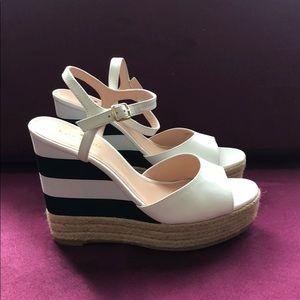 ✨ kate spade deanne platform wedge sandal